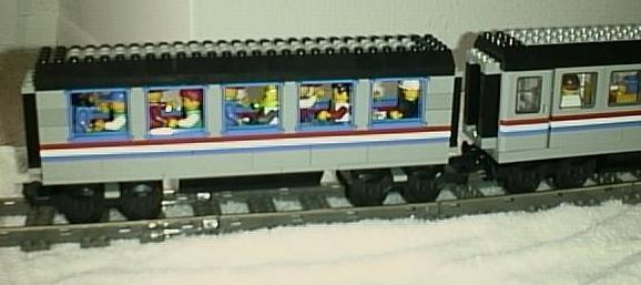Larry Pieniazek S Passenger Train Page